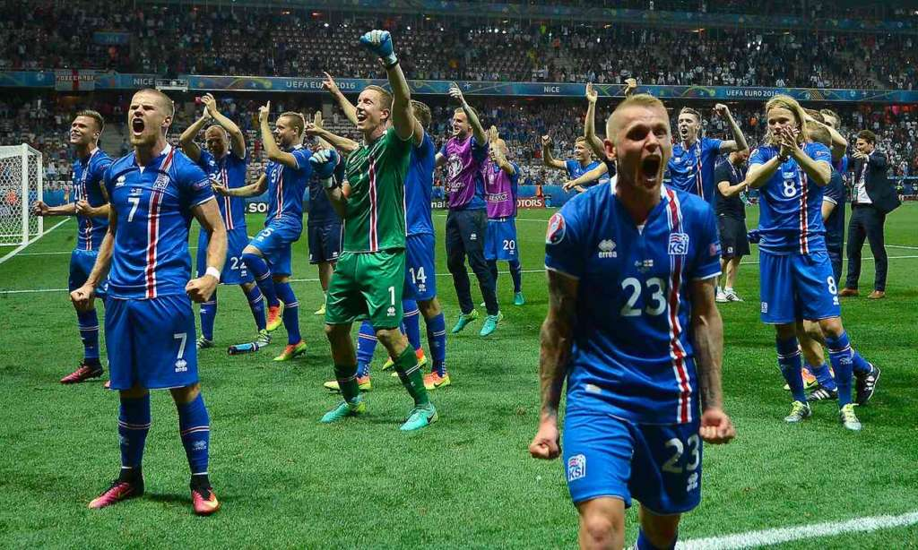 Iceland's Dentist Manager: The Players are Now Legends…Like England after 1966