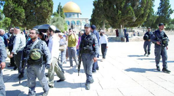 Israeli Police Harass Palestinians in Jerusalem Out of Revenge or for Fun