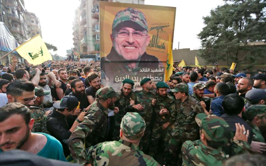 Hezbollah's Story on Badreddine's Death Incorrect: Western Intelligence Sources