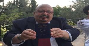 Libya's Jewish community leader Raphael Luzon