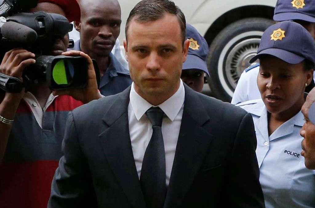 Pistorius Sentenced to 6 Years in Prison for Murder of Girlfriend