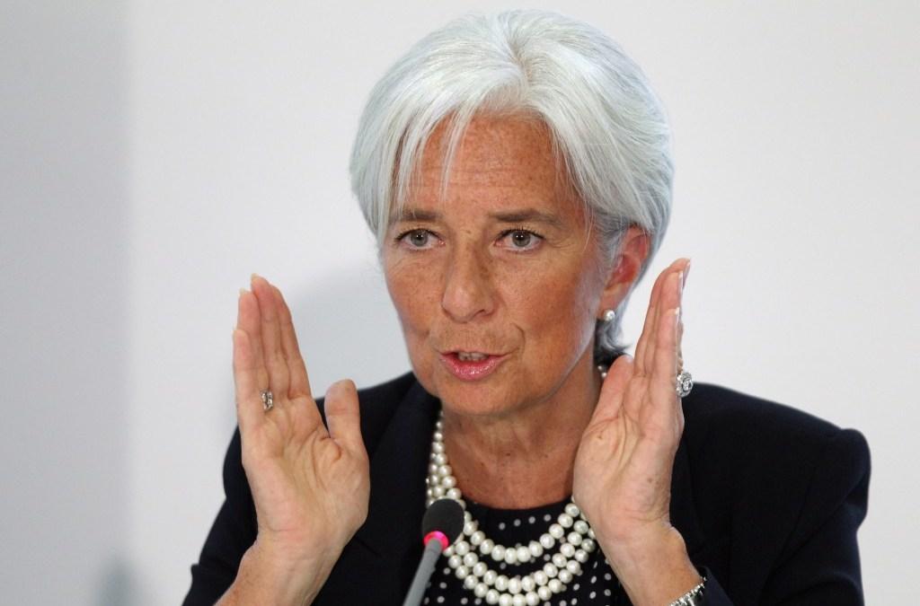Lagarde: No World Recession after Brexit