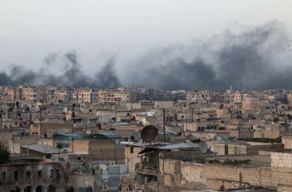 Syrian Opposition Launches Full-Scale Offensive to Liberate Aleppo