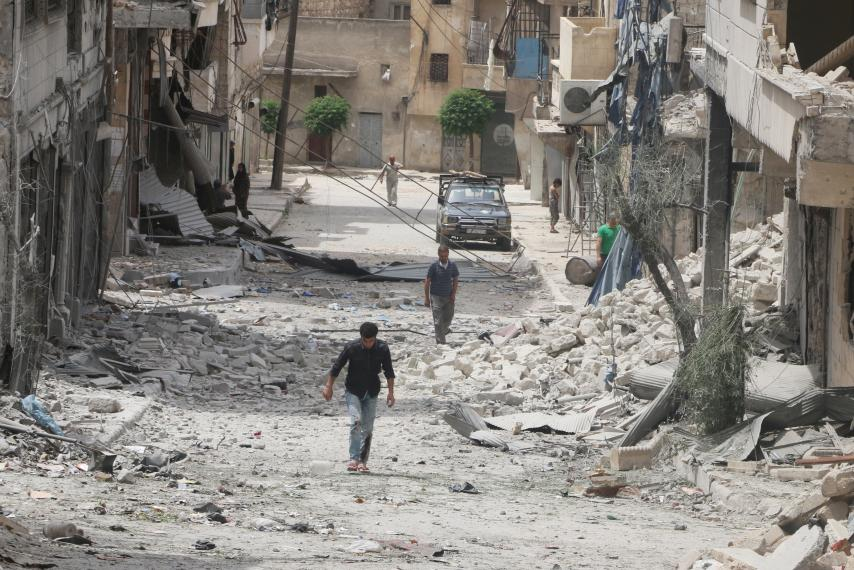 Syrian Opposition Opens Six Fronts, Relieves Aleppo