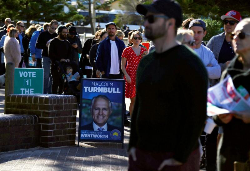 Early Polls Show Fierce Competition in Australian Election