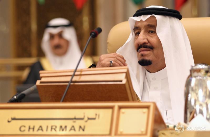 King Salman Receives President of Pakistan, President of Comoros