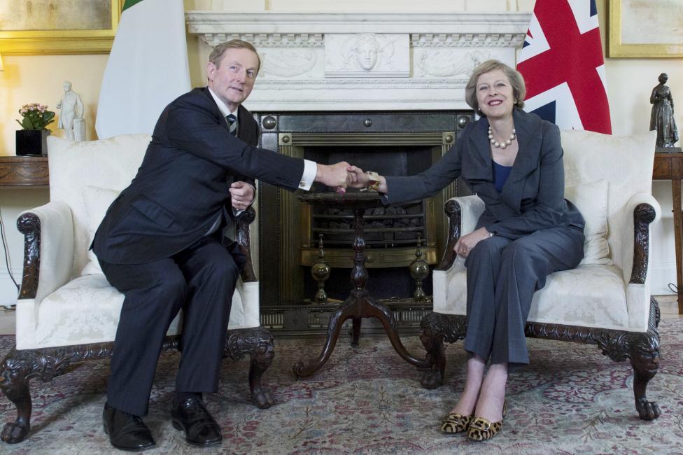 UK, Ireland Maintain Free Border Movement