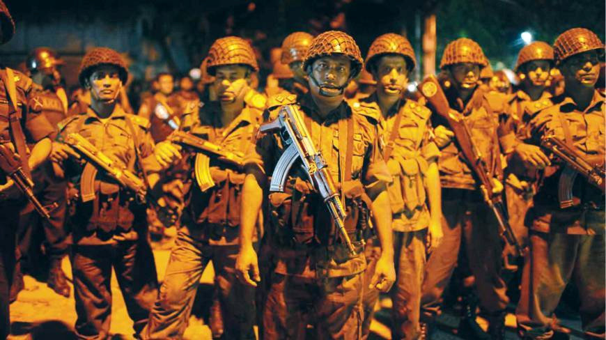 Nine Militants Plotting Major Attack Killed by Bangladeshi Police