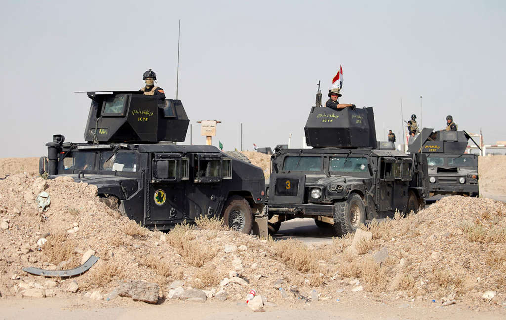 Abadi Justifies PMF Violations, Secures their Role in Upcoming Mosul Battles