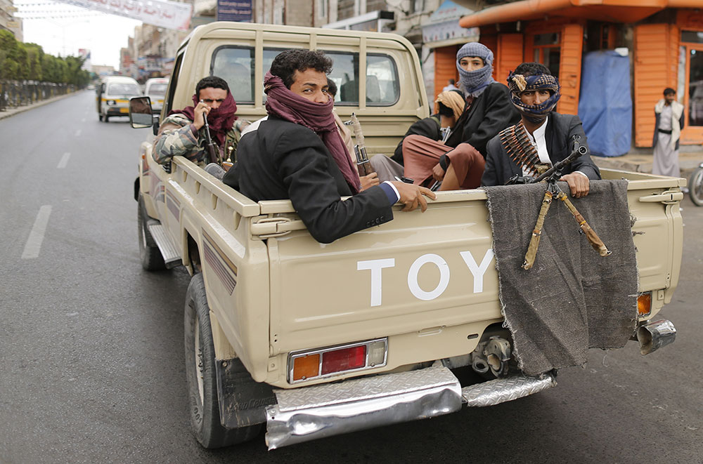 Yemen's Legitimate Government Opts for Military Solution