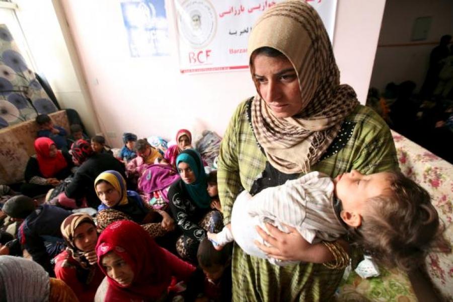 Child Labor Doubles in Iraq