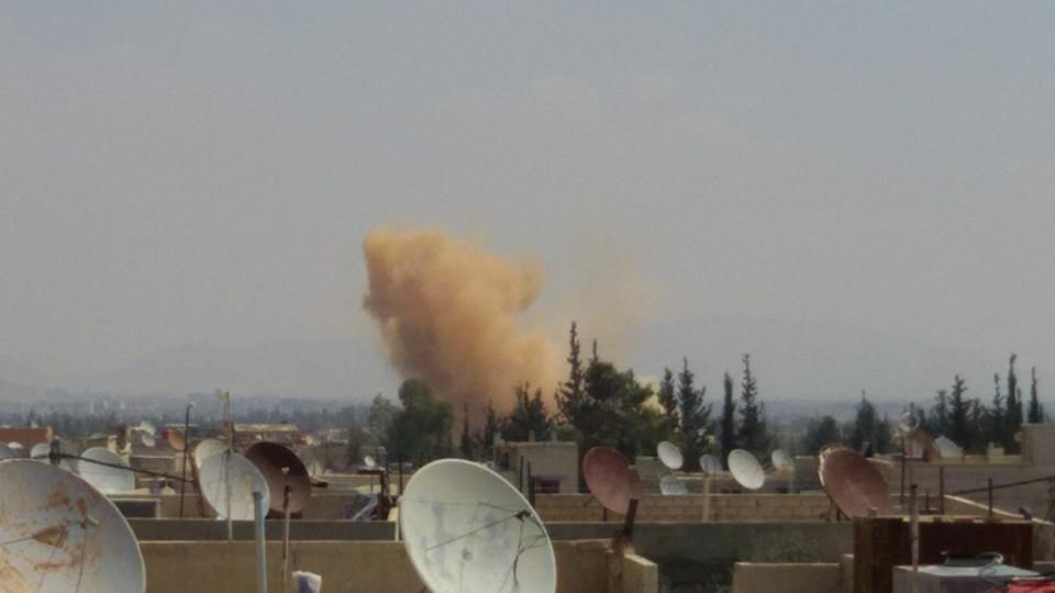 UNICEF, UNRWA Condemn Bombing of Child Friendly Space in Syria's Khan Eshieh Camp