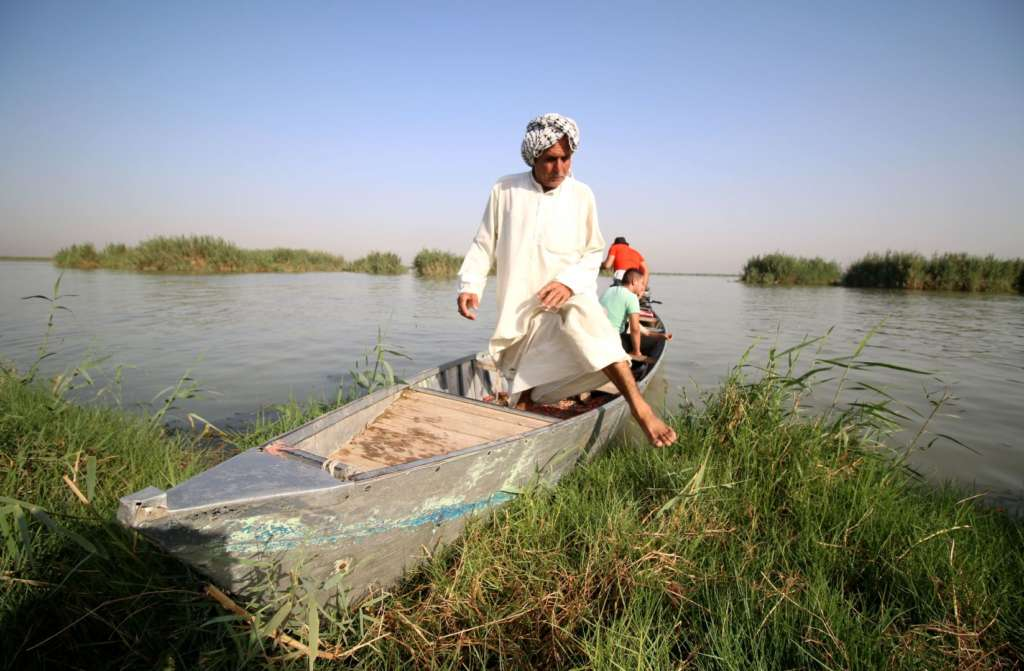 UNESCO Saves Iraq's Marshlands by Naming them World Heritage Site