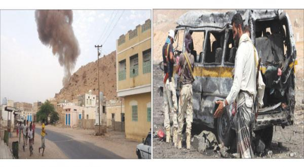 Two Terrorist Bombings in Mukalla Leave Dozens Dead and Wounded