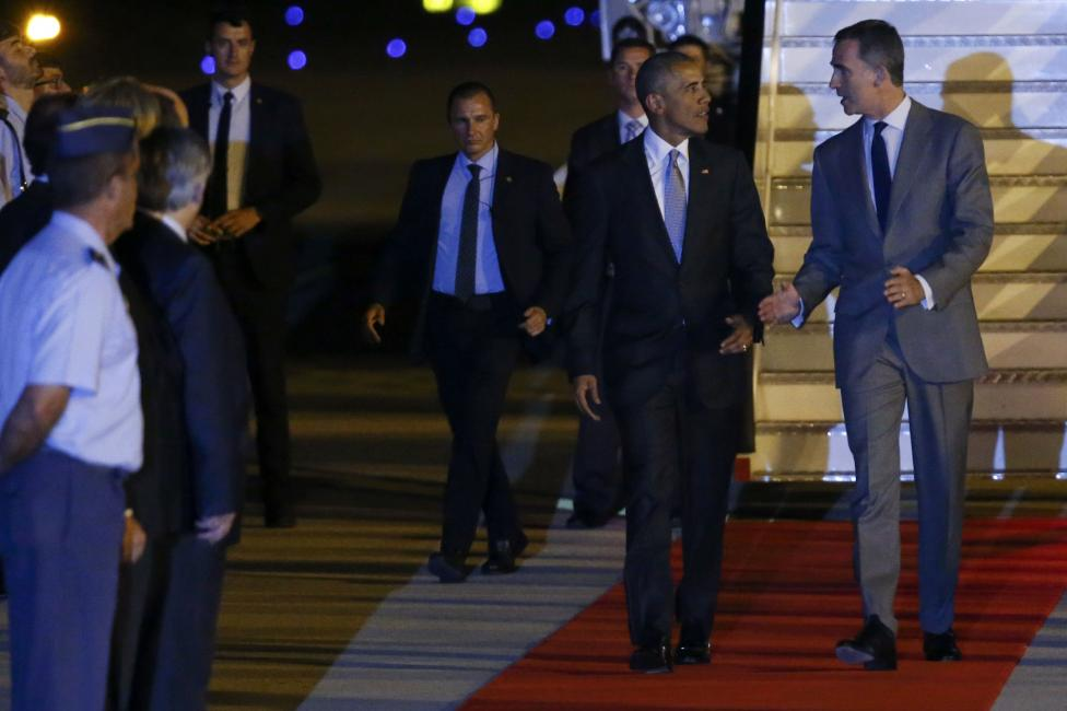 Dallas Shootings Cast Shadow over Obama Trip to Spain