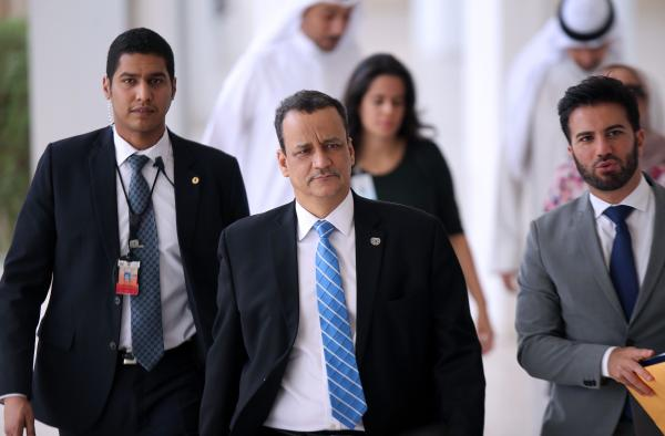 Ould Cheikh: We Have Written Assurances That Delegations Will Return to Kuwait