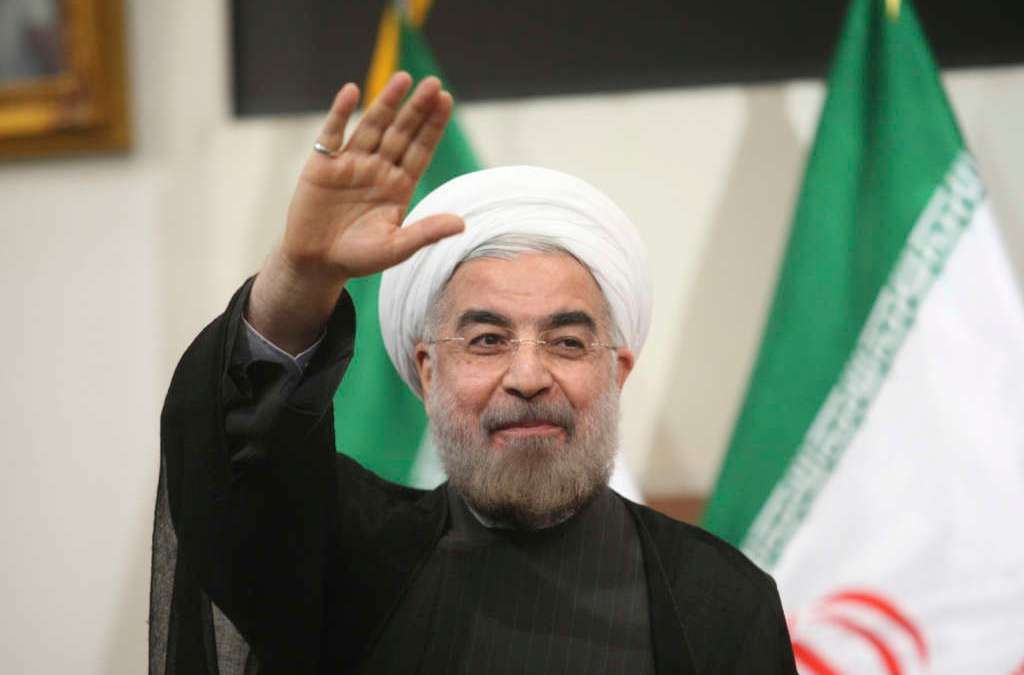 Shouts against Oppression, Starvation Confuse Rouhani's Visit to Kurdistan