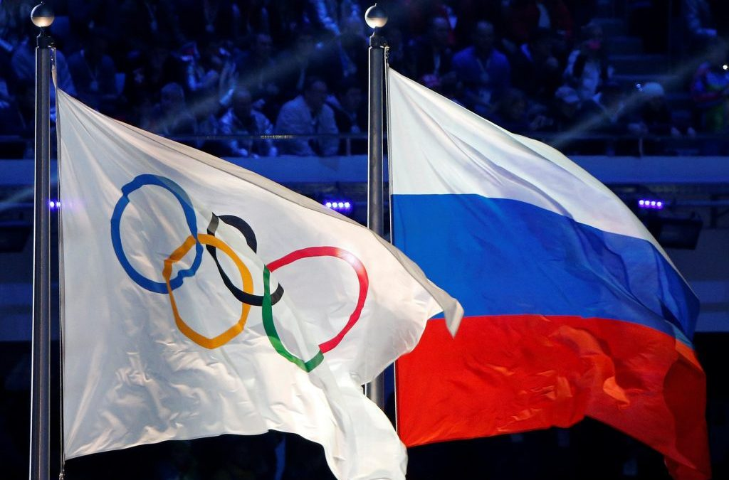 Russia Slams CAS Doping Appeal Rejection