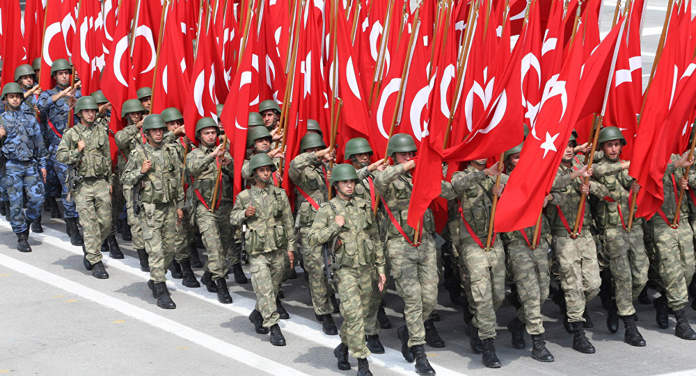Erdogan Enforces Sweeping Changes on Supreme Military Council