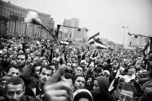 Tahrir Square, February 2011. Paolo Pellegrin/ Magnum Photos