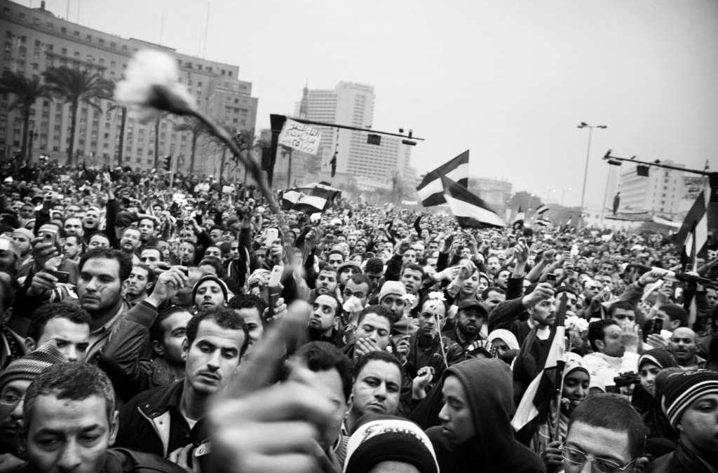 The Arab Spring: A Crisis Fell upon the Region