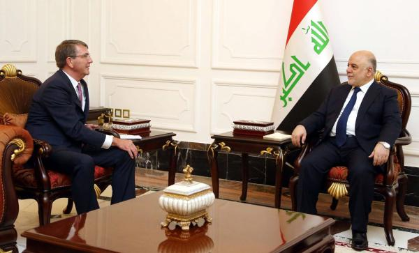 U.S. Envoy: Iraq Corruption Row Won't Derail Mosul Offensive