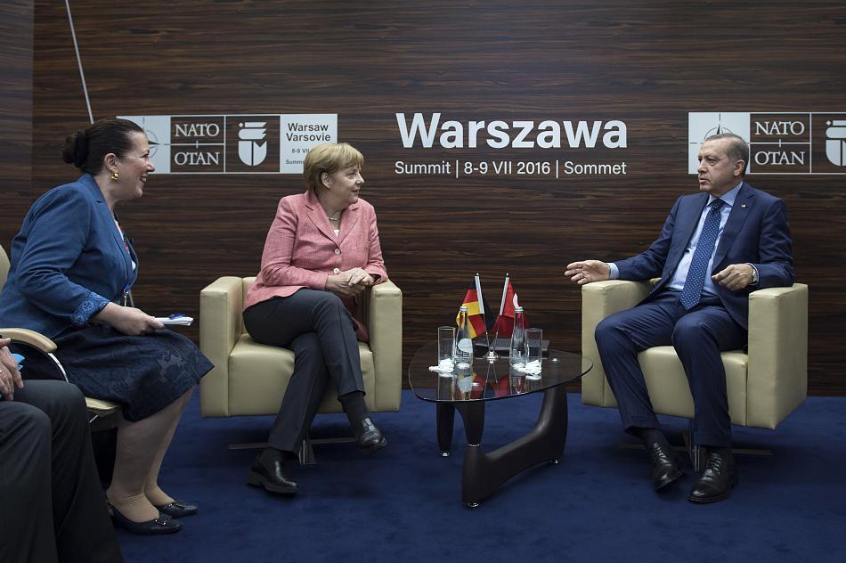 Germany Extols Turkish Security Cooperation