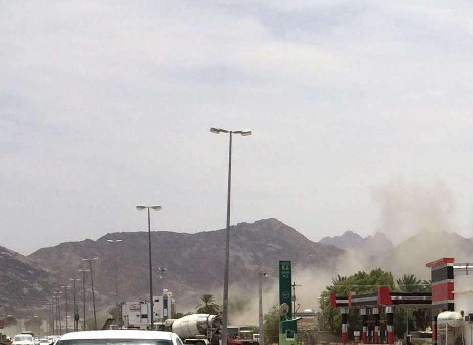 Missile Deployed from Yemen Kills Six Saudi Civilians in Najran