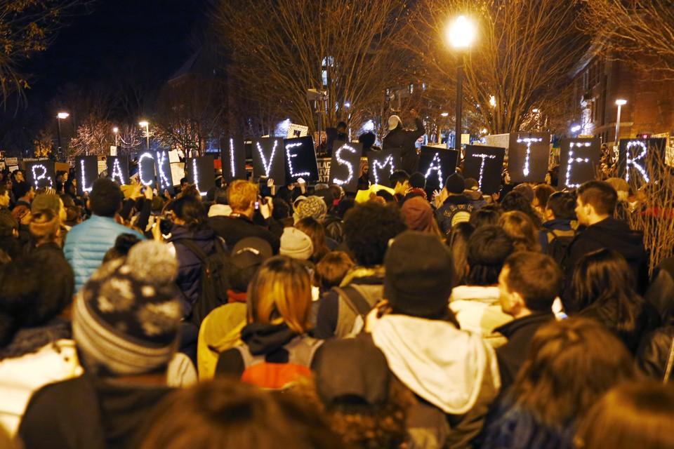 "Black Lives Matter Describes Israel as ""Apartheid State"""