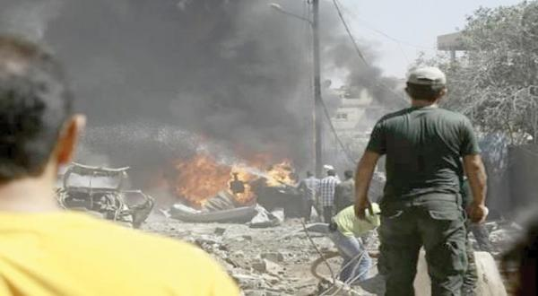 ISIS Claims Responsibility For Attack on Camp in Atma