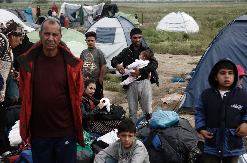 Europol to Track Terrorists at Refugee Camps in Greece