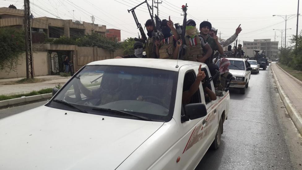 Nineveh's Nujaifi: Iran Seeks to Provoke Arab-Kurdish Strife