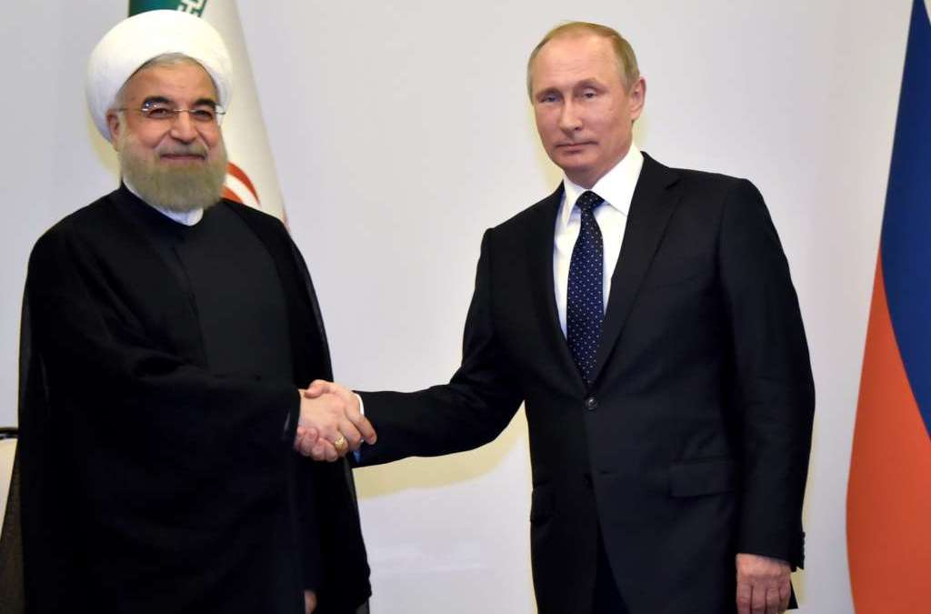Moscow is Trying to Influence Iran's Presidential Contest