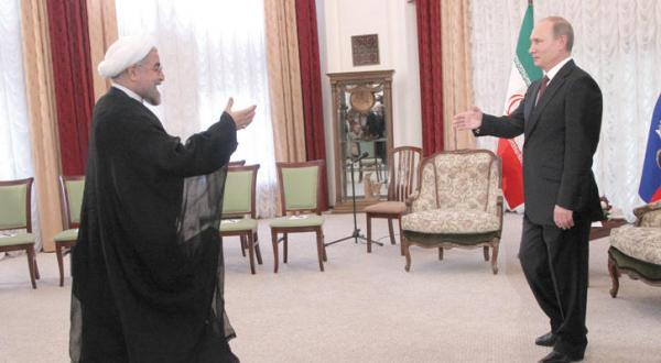 Iran and Russia: Old Enemies, New Allies