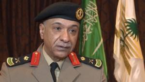 Major General Mansour al-Turki