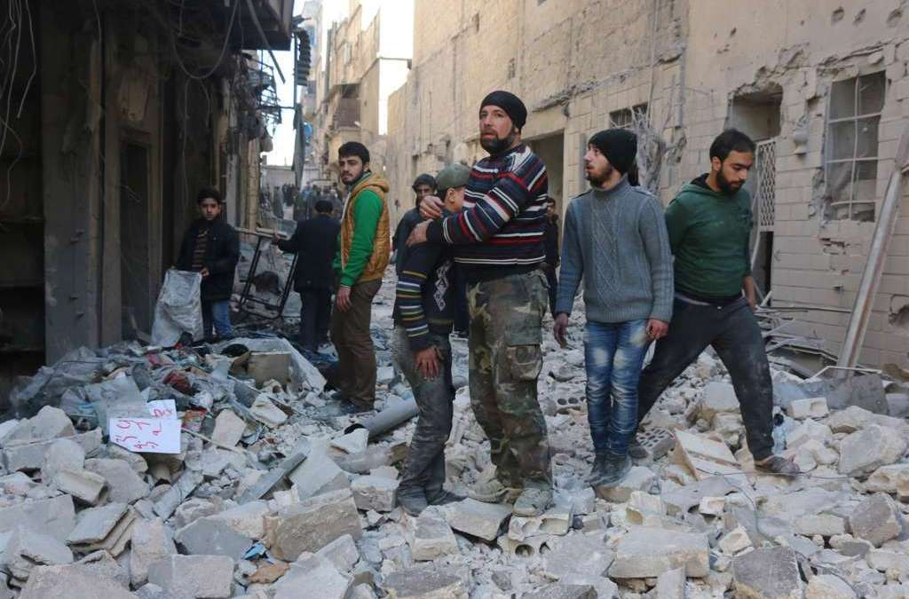 Syrian Regime Paves Way for Warlords to Join Reconstruction Process