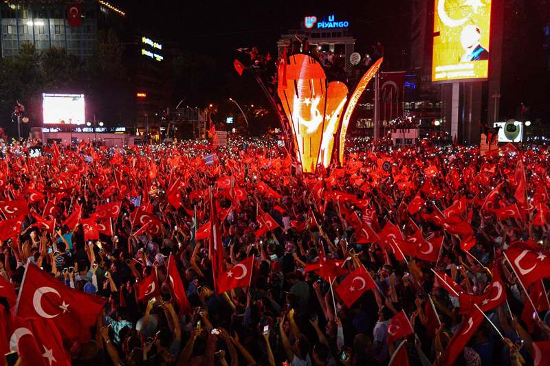 Turkey Admits to Unfair Post-Coup Arrests