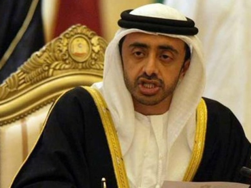 UAE Foreign Minister: No Sunni Country Supports ISIS