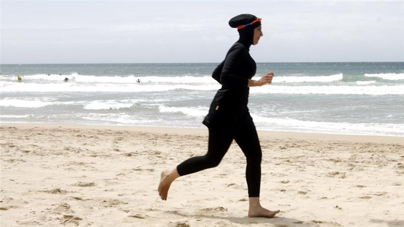 Burkini and the Non-Religious Extremism