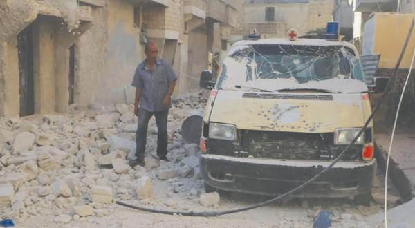 Medical Situation in Aleppo is Catastrophic and There is a Lack of Personnel