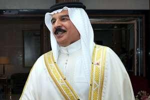 Bahrain King Hamad bin Isa Al Khalifa (BNA)