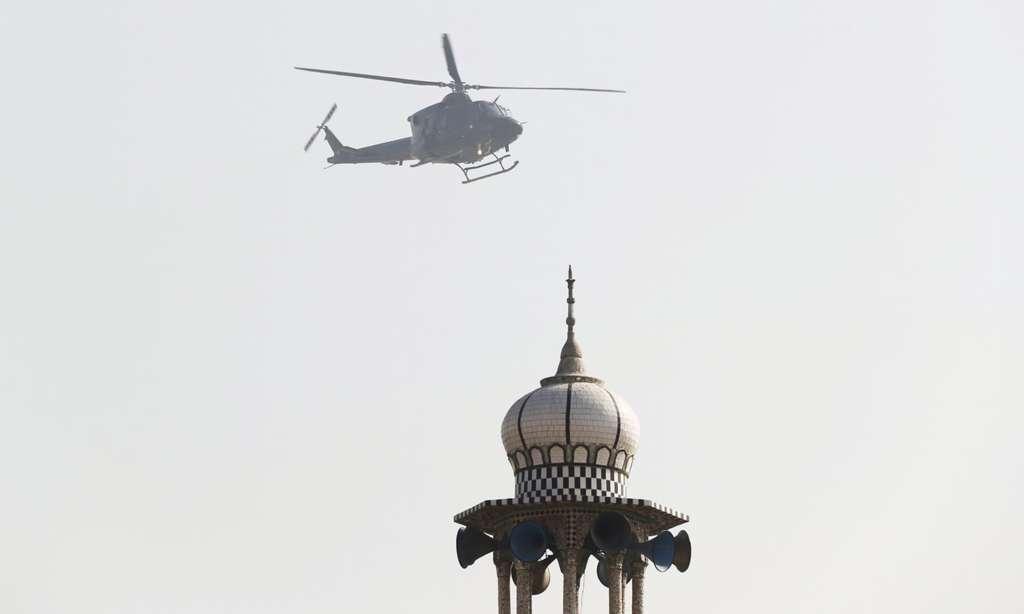 Islamabad Seeks Return of Chopper Crash Hostages from Afghan Taliban