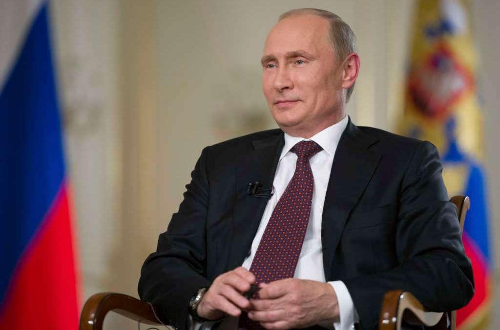 Putin Slams Paralympic Ban, Calls it Immoral
