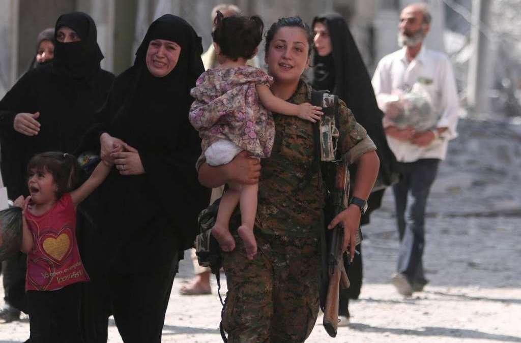 "Assad Knew about Operation Euphrates Shield, Anakara Aims to Prevent a ""Kurdish Corridor"""
