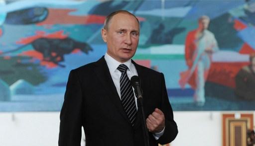 Putin Says Syria Regime Honoring Truce, Hopes U.S. Sticks to its Commitments