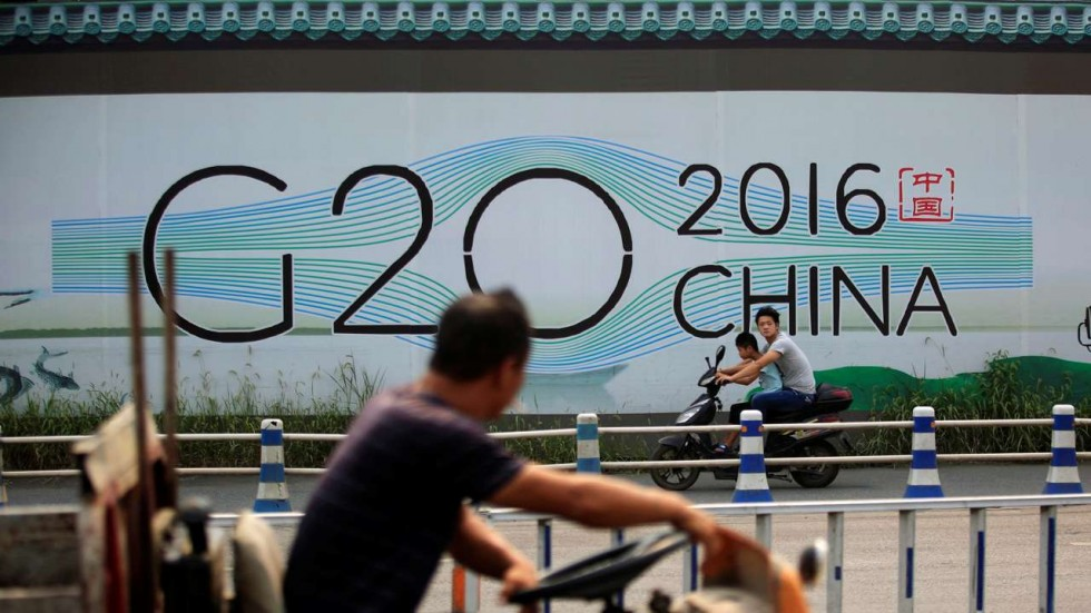 G20 Summit Concludes Meetings in China