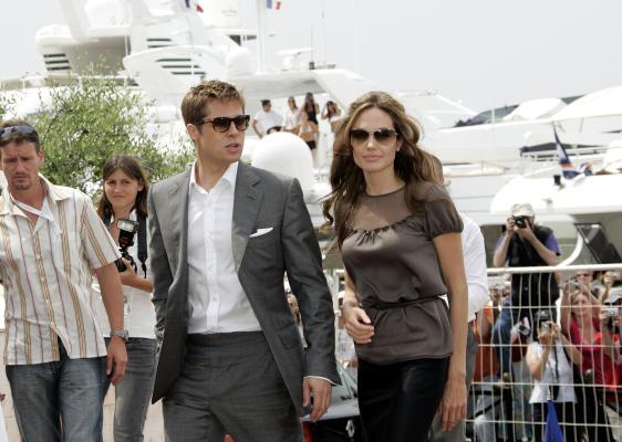 Brangelina to Divorce, Ending Hollywood Power Couple