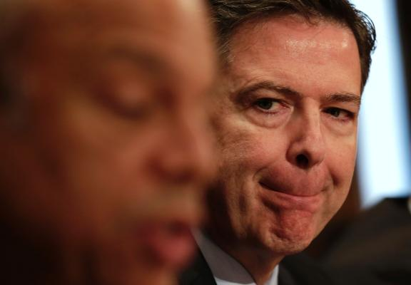 Senators Press FBI Director on Response to Terrorism Threat