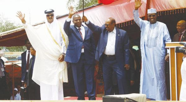 Al-Bashir Announces the Return of Peace to Darfur After 13 Years of Conflict