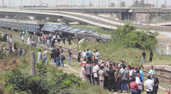 Egypt: At Least 27 People Killed in Bus and Train Accidents on Same Day